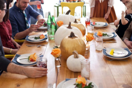 10 Last-Minute Thanksgiving Table Settings