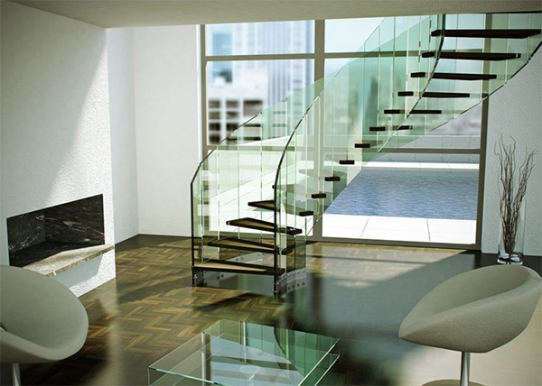 Siller Stairs 2