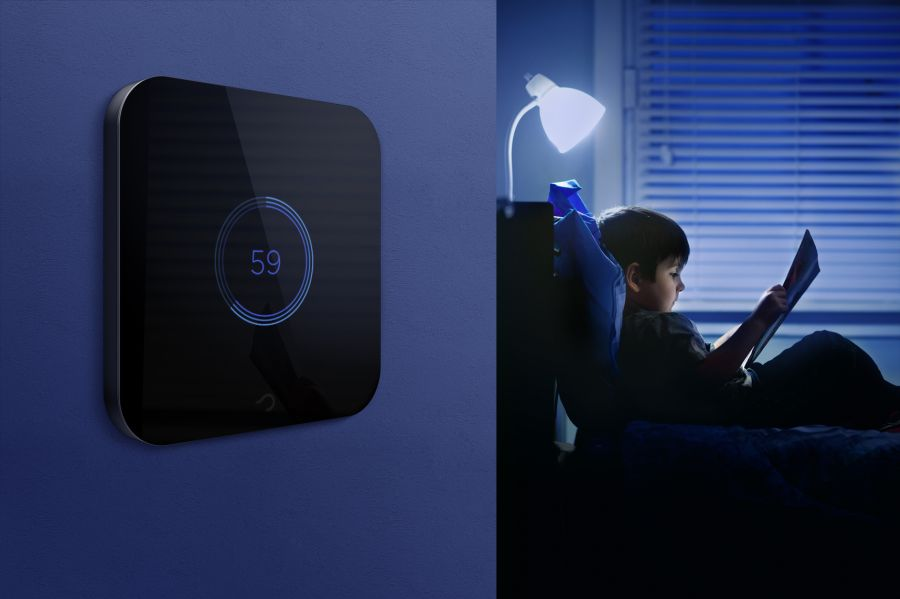 Sleeper timer on the modern light switch