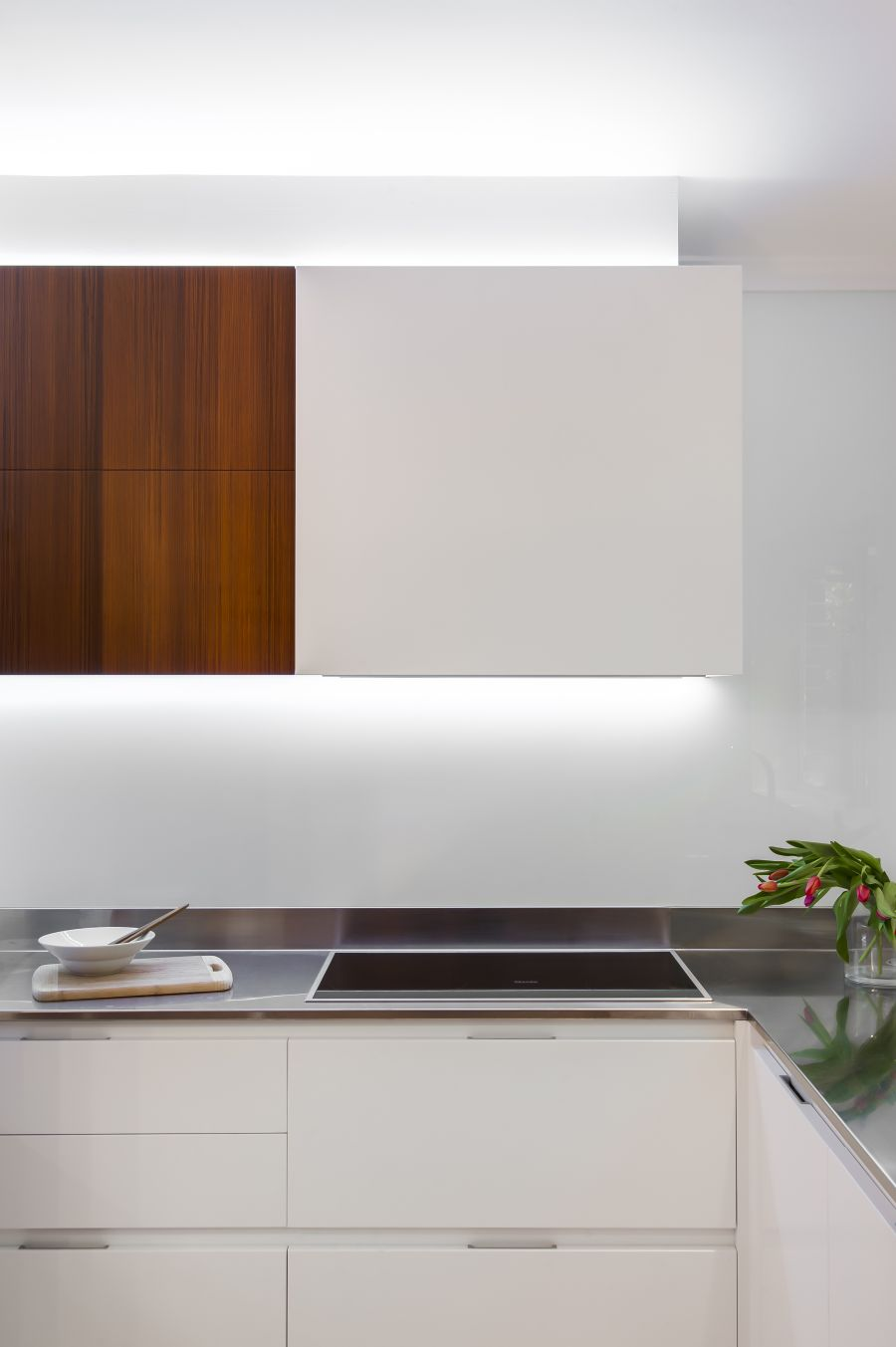 Smart and focussed lighting in the kitchen