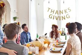 Host a Stylish Friendsgiving Feast