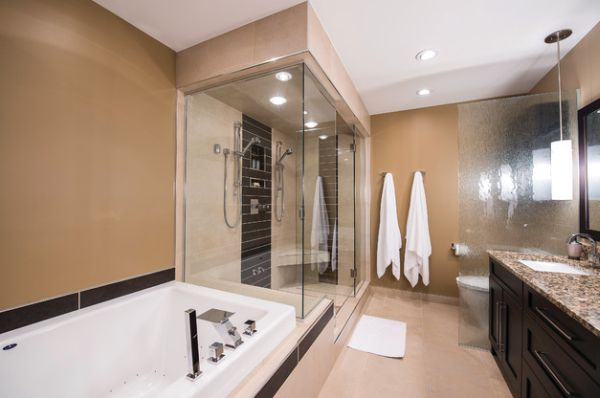 custom bathroom ideas steam showers for some home spa like luxury 11275