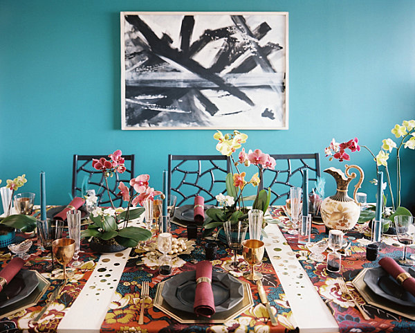 Table design by Eddie Ross