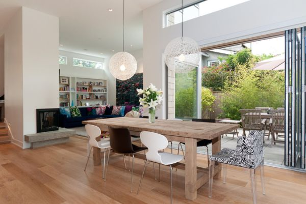 Use the Mademoiselle Chair as an accent addition