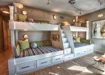 Moda Bunk Bed By Ru0026B Comes With Smart Storage Options