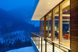 Majestic Views and Cozy Interiors For This Astonishing Aspen Residence