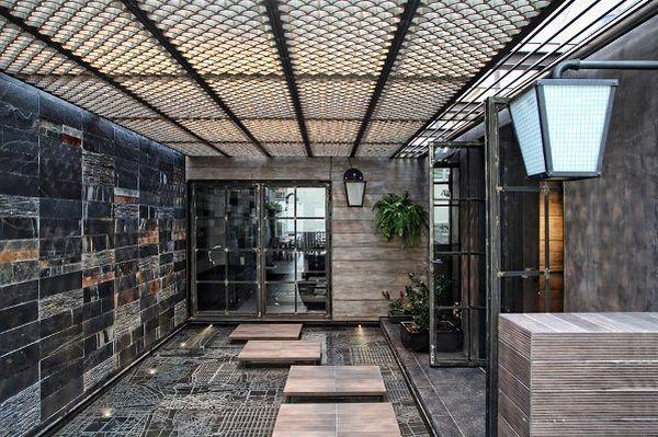 Stunning Greek Loft Doubles As A Dazzling Design Studio