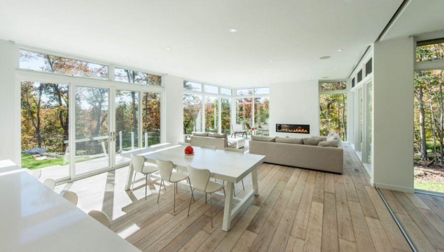 Living Rooms with Open Floor Plans  Better Homes amp Gardens