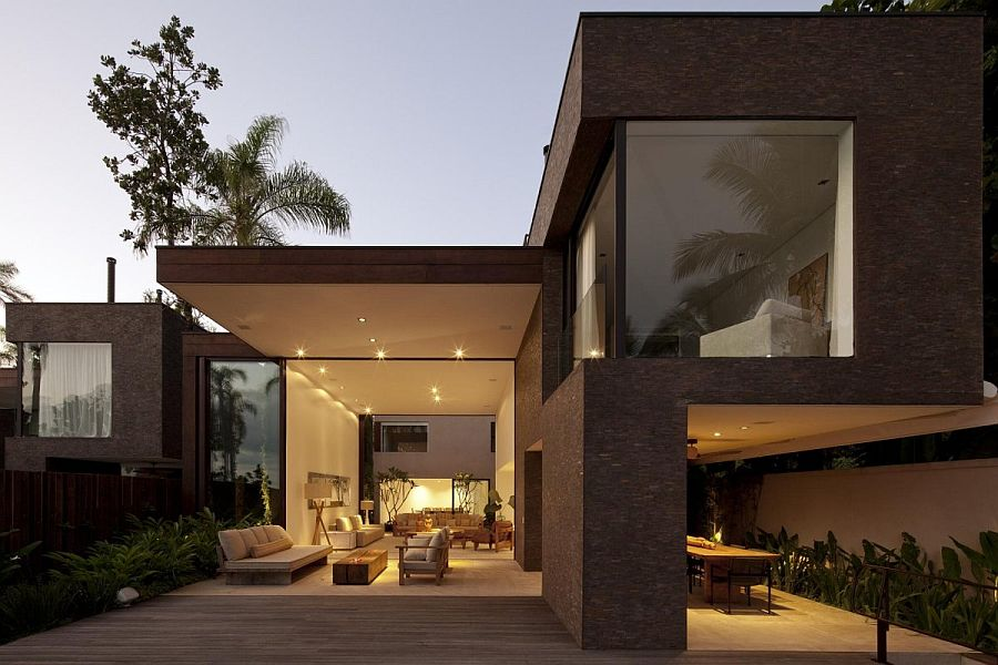 brazil modern house