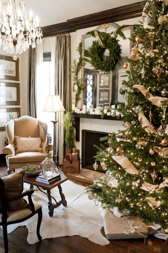 Living Room Christmas Decorating Ideas dazzling christmas tree decoration ideas