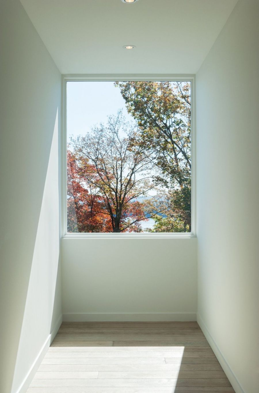 large glass windows with offer lovely views
