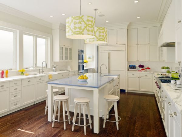 smart kitchen island design idea
