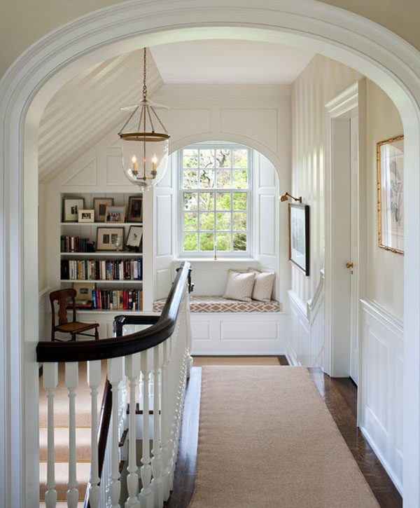 Archer Buchanan Architecture  A Window Seat For Your Cozy Home