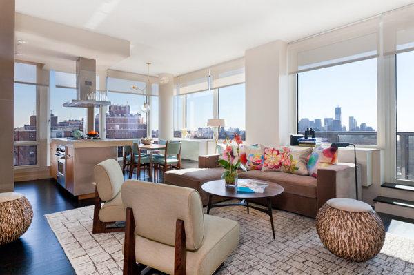 Beautifully designed Chelsea apartment