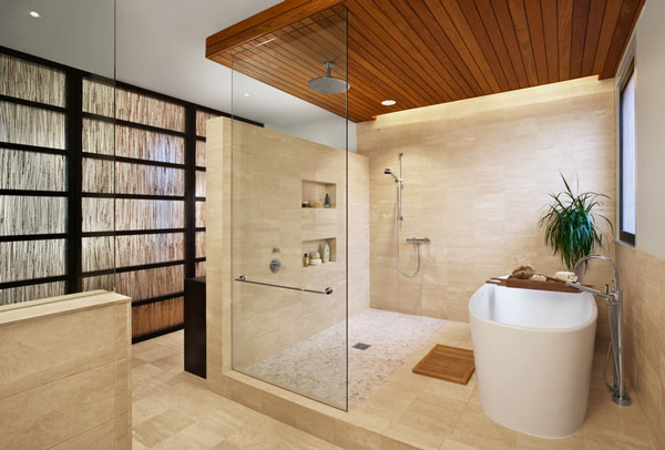 view in gallery blender architecture - Bathtub Shower Combo Design Ideas