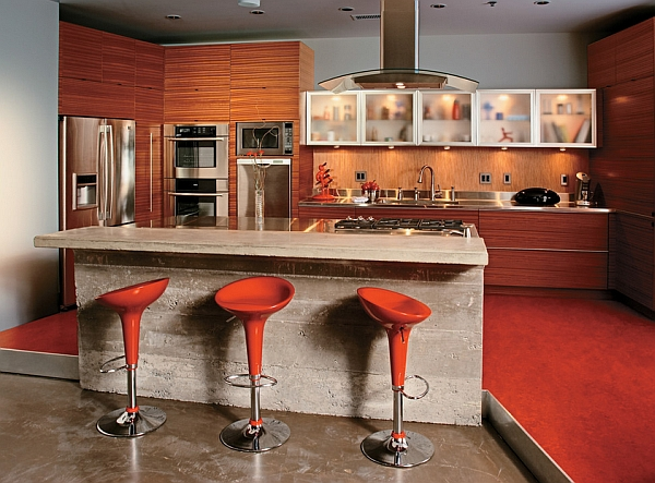 Bombo bar stools can pull of everything from the retro to the industrial!