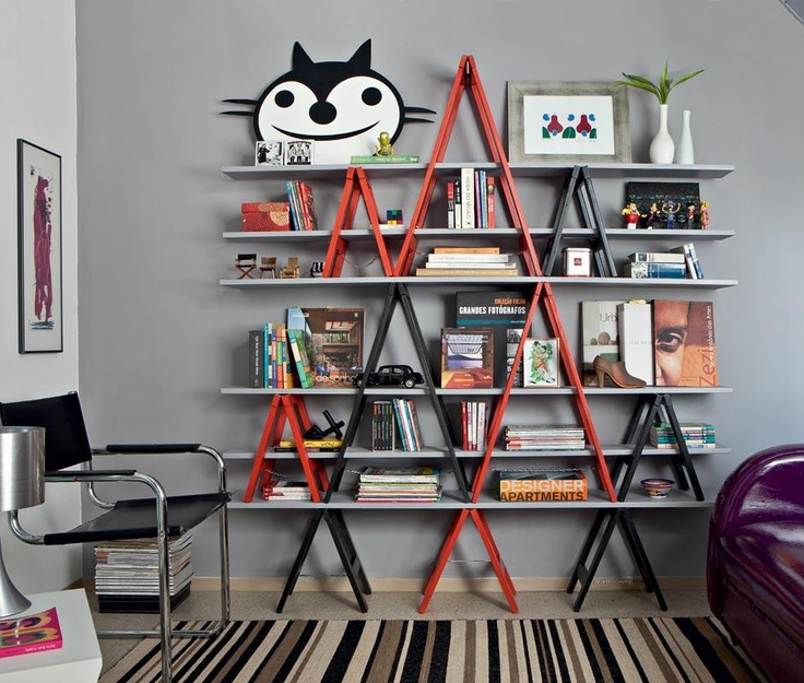 Book shelf 4