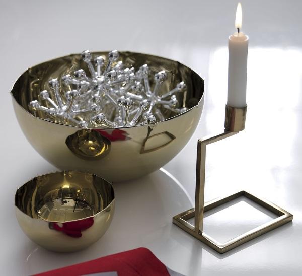 Brass pinch bowls