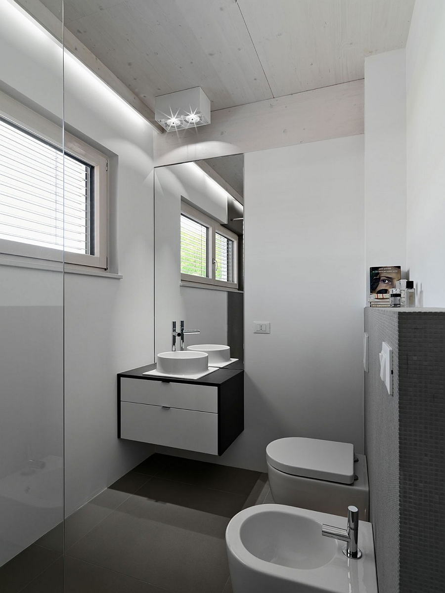 Brilliant small bathroom design idea
