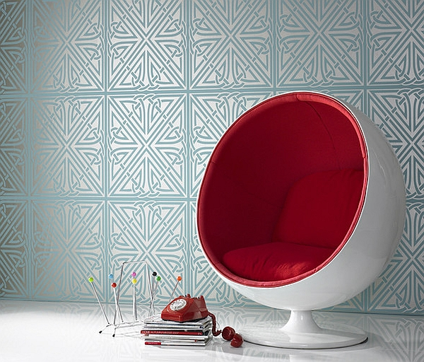 Bring back the 60s in style Iconic And Playful Decor Inspirations By Eero Aarnio