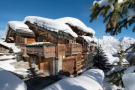 Chalet Pearl Ski Lodge Promises A Breathtaking Holiday In The French Alps