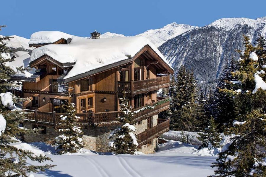 Chalet Tsuga of Le Kilimandjaro Hotel and Spa Majestic Alpine Views and Lavish Luxury Await At Stunning Chalet Tsuga