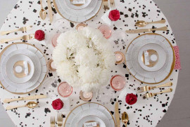 10 Unforgettable Holiday Table Settings