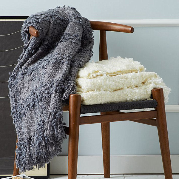 Cozy throws for winter warmth