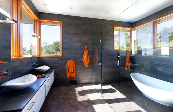Modern Bathtub Shower unique bathtub and shower combo designs for modern homes