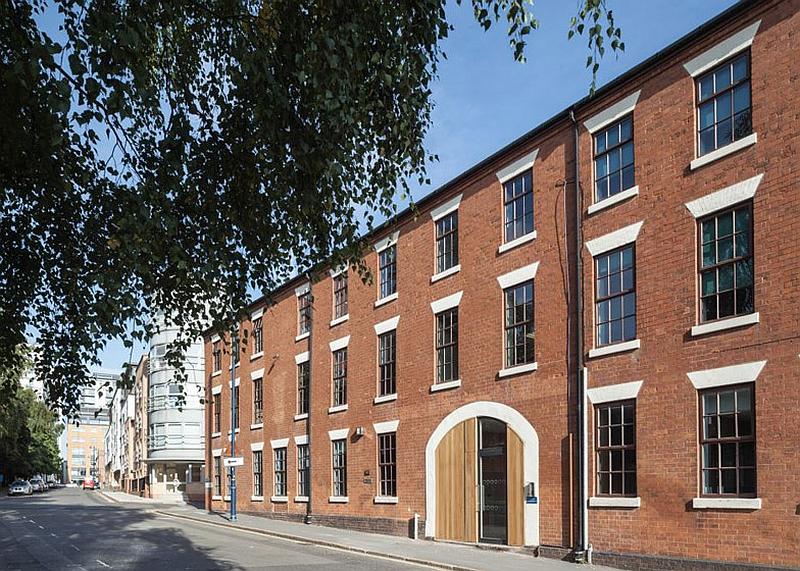 Facade of Arts Council England building