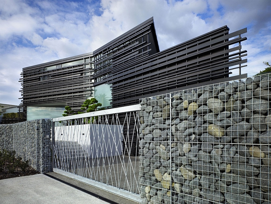 Glendowie House by Bossley Architects Exclusive Facade And Expansive Bay Views Shape Exquisite Auckland Home