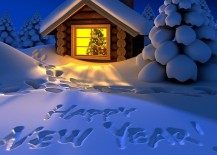 Wishing You A Happy New Year Filled With Joy And Celebration