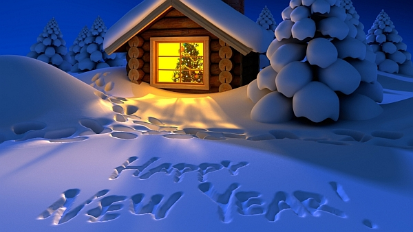 Happy New Year! from Decoist