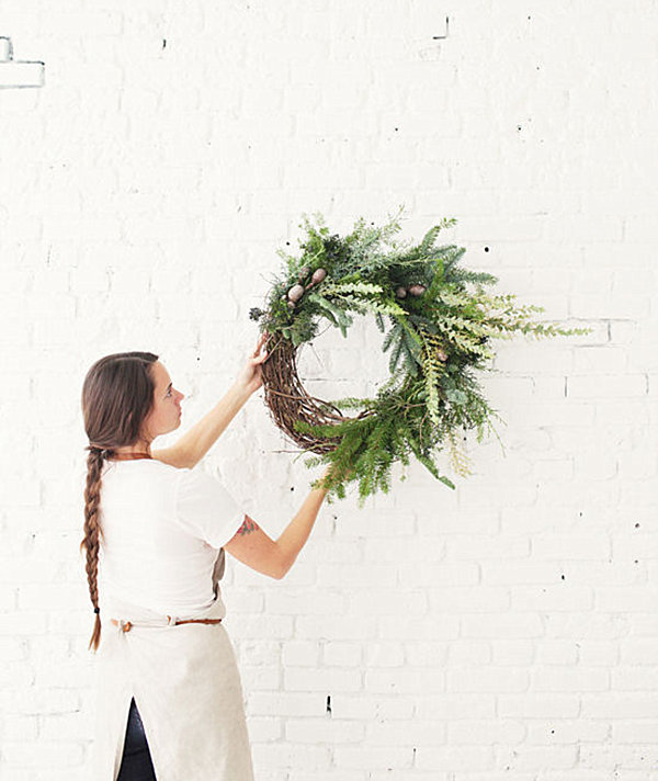 Holiday wreath DIY Unique Christmas Decor Ideas for an Unforgettable Holiday