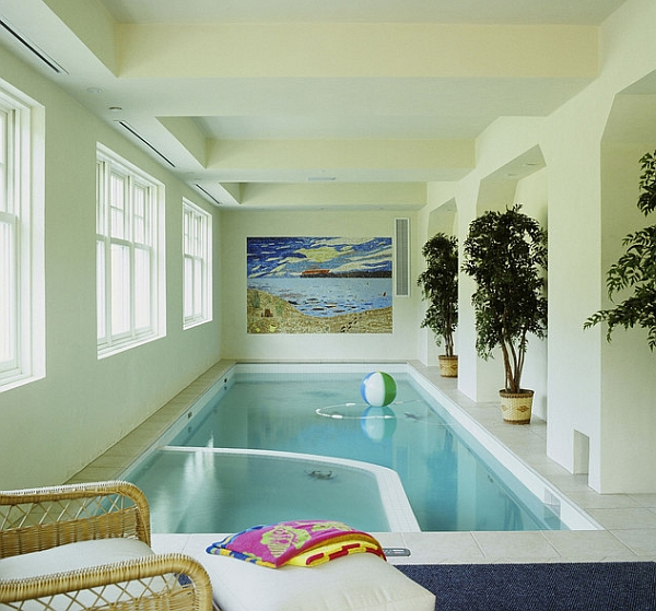 Indoor Swimming Pool Designs: 50+ Indoor Swimming Pool Ideas: Taking A Dip In Style