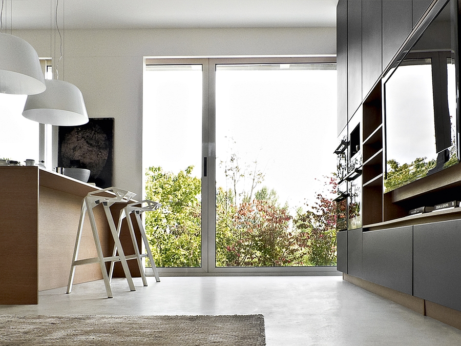 Integra Kitchen keeps things simple and minimal