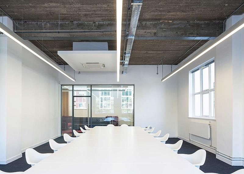 Interior of Arts Council England building