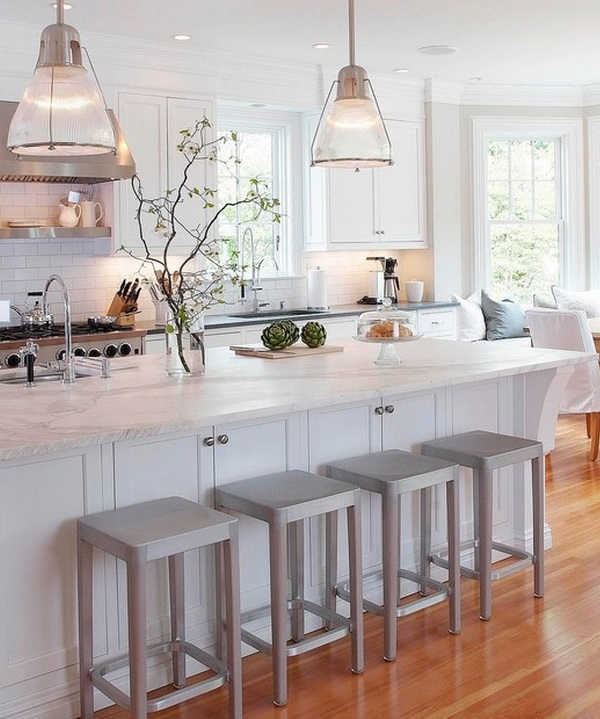 Plants For Kitchen To Decorate It: Beat The Winter Blues With Uplifting Decor