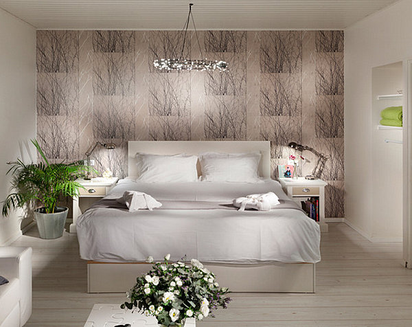 Over The Bed Decor beat the winter blues with uplifting decor