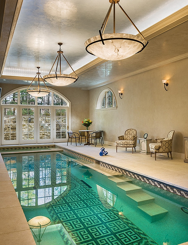 luxury house plans with indoor pool 50 indoor swimming pool ideas taking a dip in style 27231