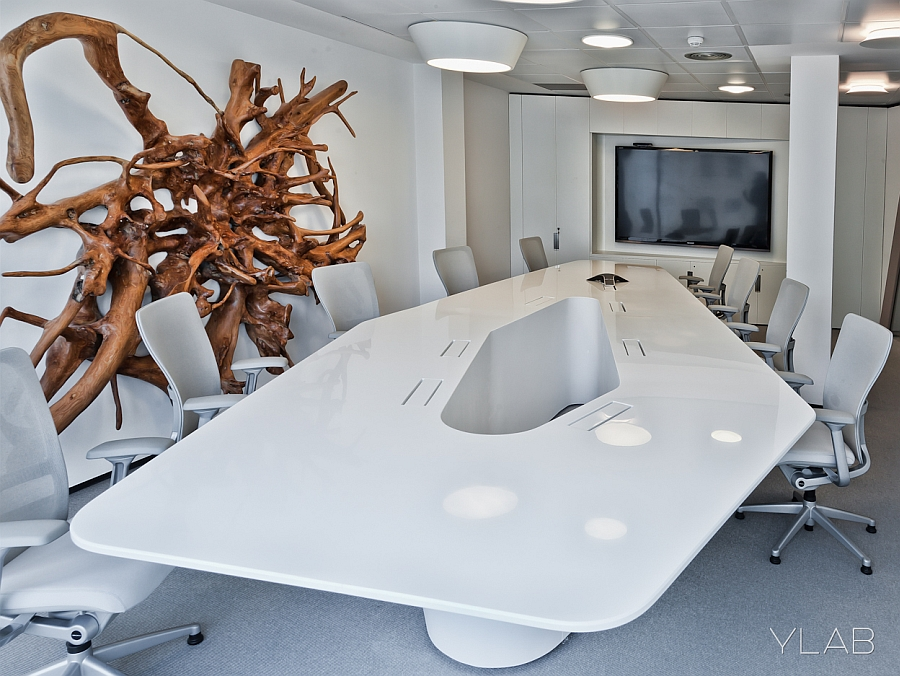 Modern Conference room design idea