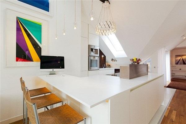 Modern Stockholm loft