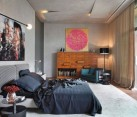 Modern bedroom design by Gisele Taranto Architecture