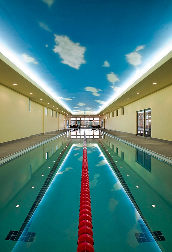 olympic sized pool for those really serious about their training in the pool. beautiful ideas. Home Design Ideas