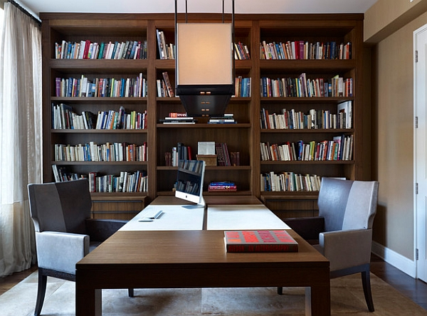 Organizational idea for large home office