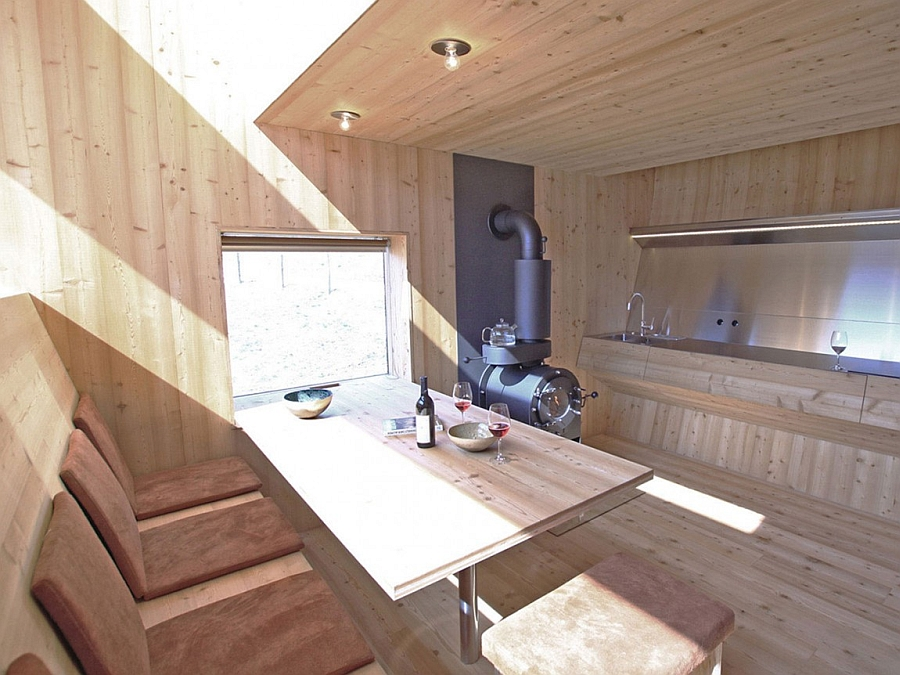 Exclusive Tiny Mountain Cabin Promises A Picture Perfect