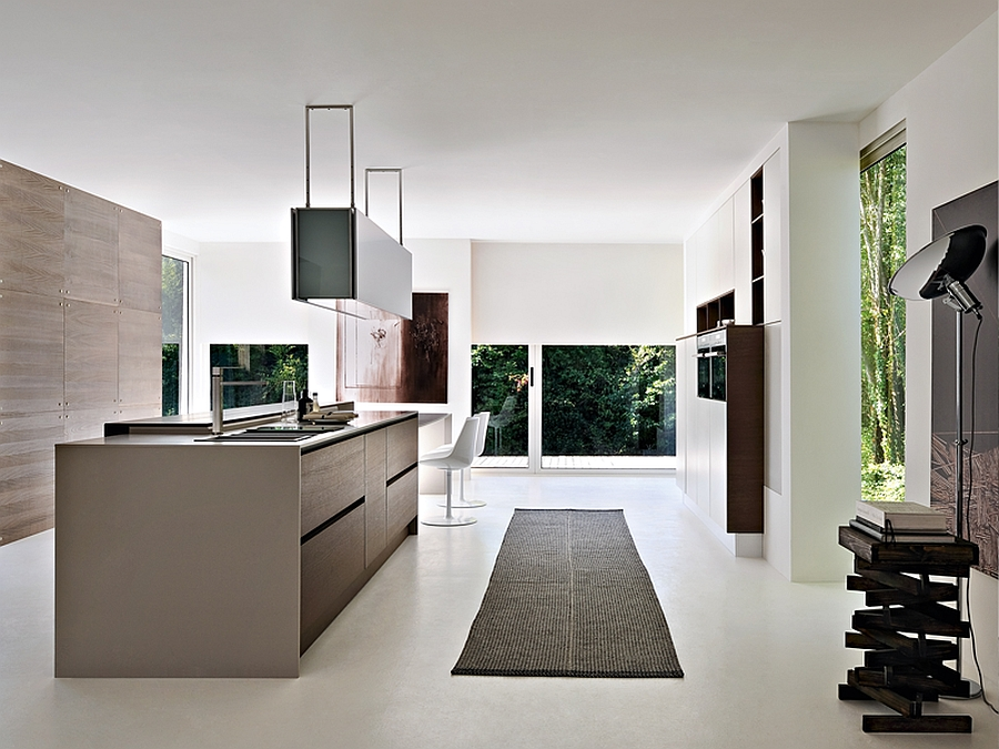 Spacious Integra with smart kitchen island