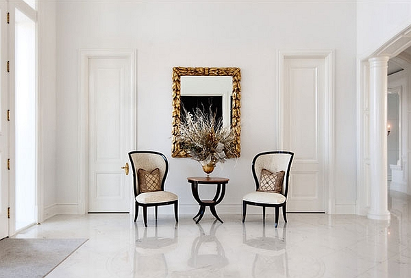 View In Gallery Stylish Contemporary Waiting Room