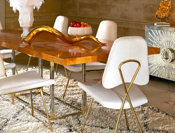 Stylish solid brass additions for your home