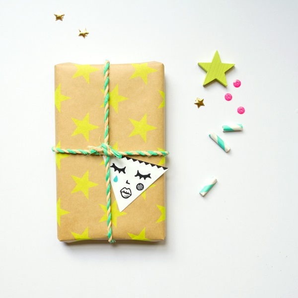 Whimsical gift wrap idea Holiday Gift Wrap Ideas for a Festive Touch